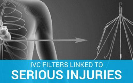 IVC Filter Injuries