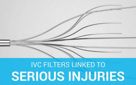 IVC Filter Device
