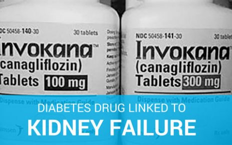 Invokana lawsuit links diabetes drug to kidney failure
