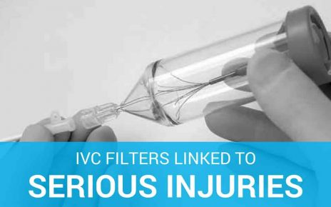 Bellwether approved IVC filter litigation