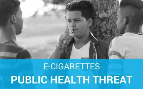 e-cigarettes public health threat to teens