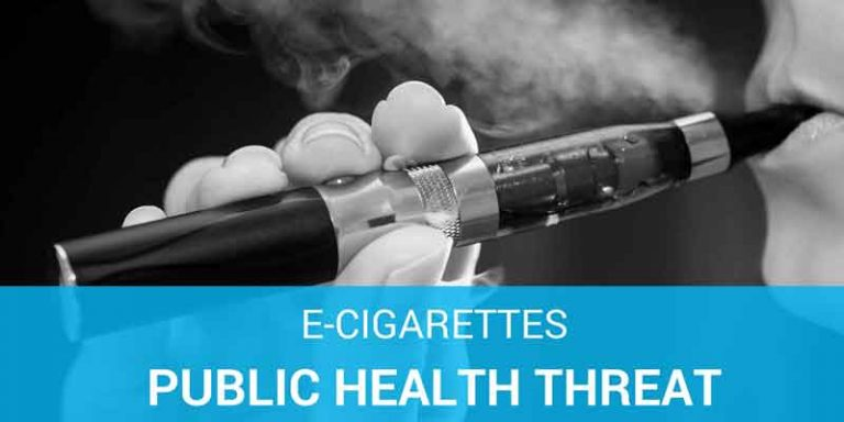 e-cigarettes are an emerging public health threat