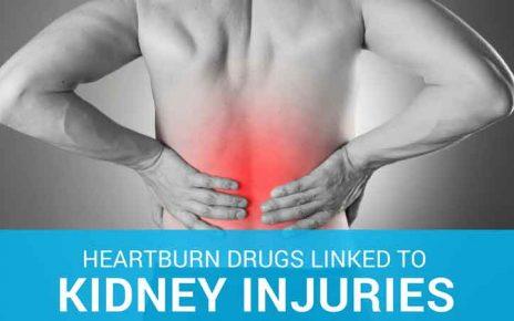 heartburn drugs linked to kidney injuries