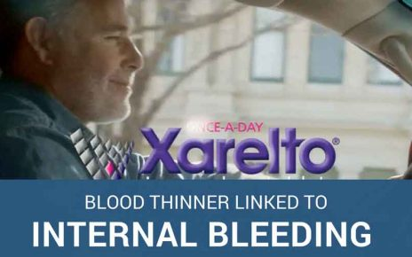 lawsuits question xarelto risk blood thinner linked internal bleeding