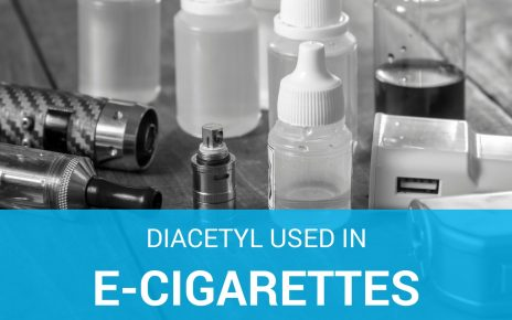 diacetyl in e-cigarettes, chemical linked to popcorn lung