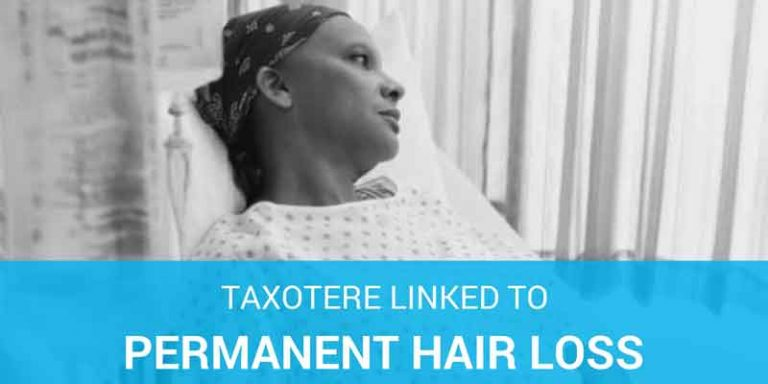 Taxotere hair loss lawyer