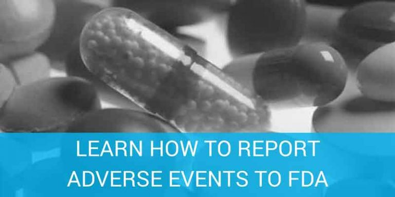 drug side effects unnoticed learn how to report adverse events to FDA