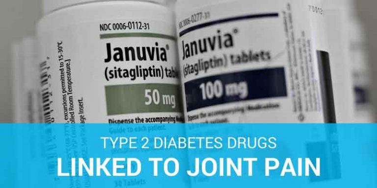 diabetes drugs joint pain