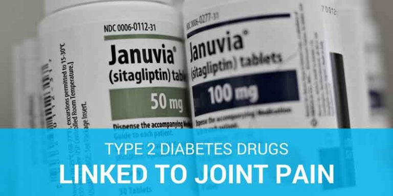 diabetes drugs joint pain