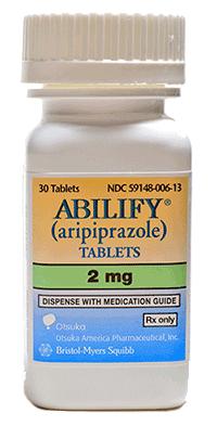 Abilify Pill Bottle