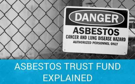 asbestos trust fund explained