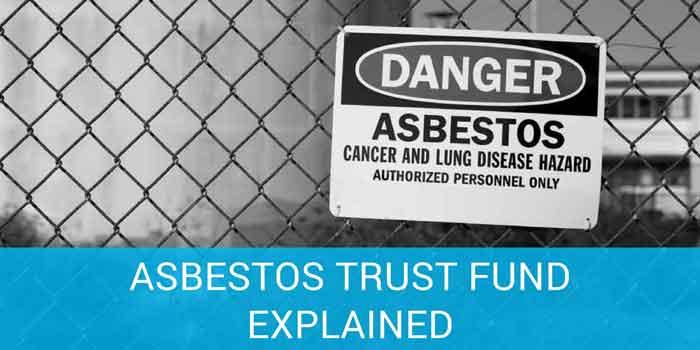 asbestos trust fund explained