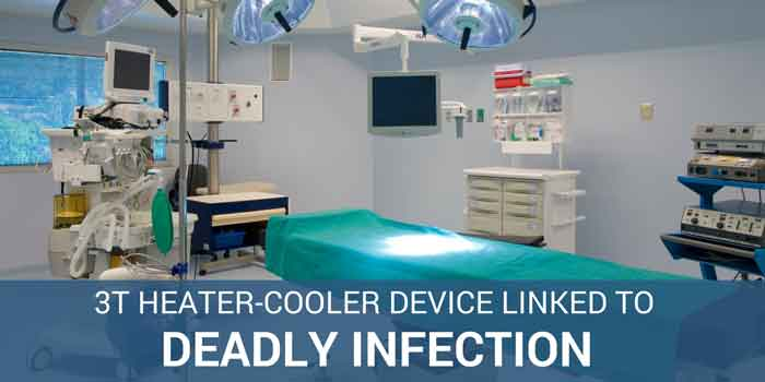surgery room 3t heater-cooler lawsuits being filed