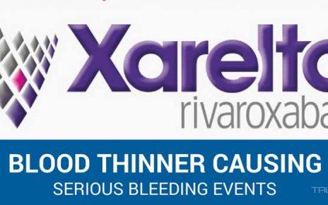 Xarelto Label as Xarelto Bleeding Trials Go On