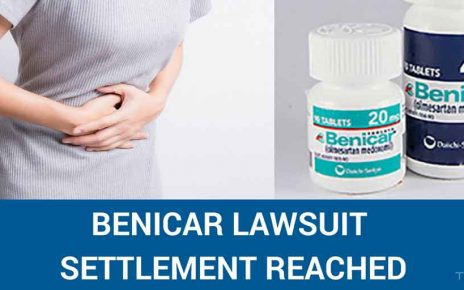Benicar lawsuit settlement reached