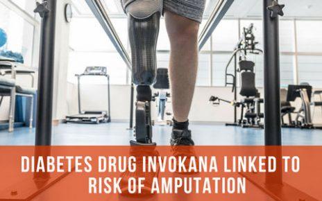 invokana amputation risk linked to people taking diabetes drug