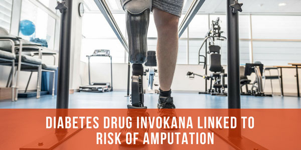 invokana amputation risk linked to people taking diabetes drug