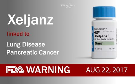 FDA Warning Xeljanz linked to lung disease and pancreatic cancer