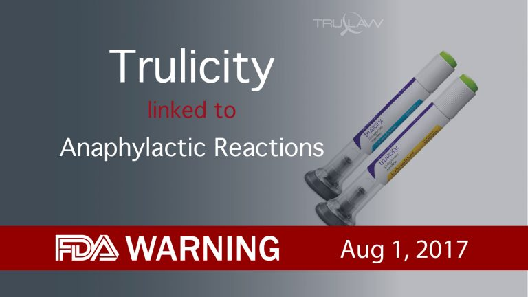 FDA warning Trulicity linked to Anaphylactic Reactions