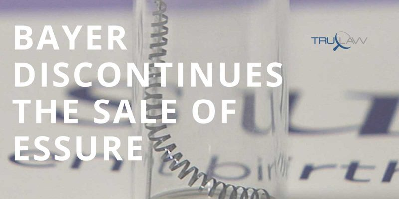 Bayer Discontinues Sale of Essure